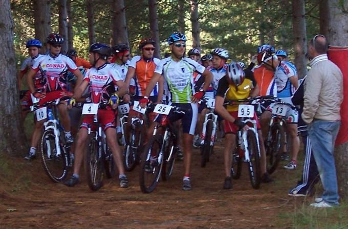 Bikers ad Arzana 2009