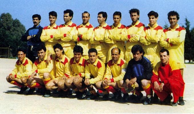 Bolotanese 1988-1989