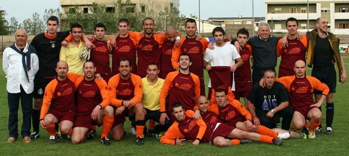 Bolotanese 2008-2009 Spareggio