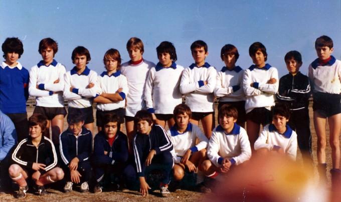 Don Bosco Giovanissimi - Oristano anni settanta