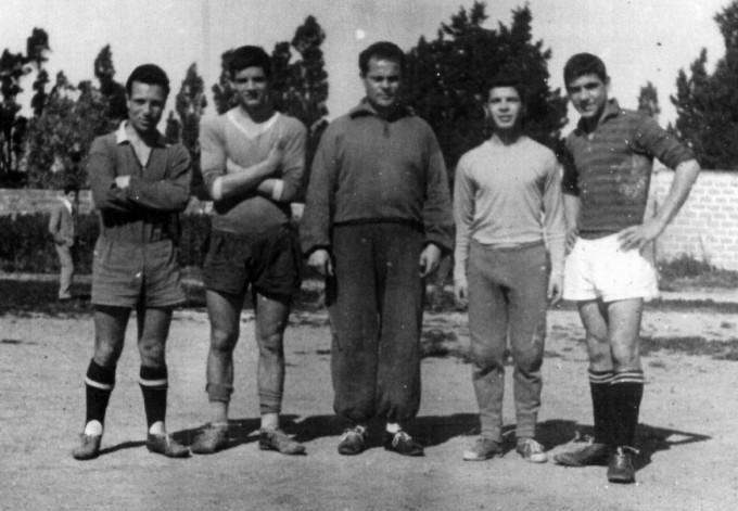 Enalotto - alcuni ragazzi 1958-1959