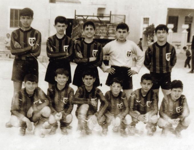 Evaristiani Calcio Giovanissimi - 1970