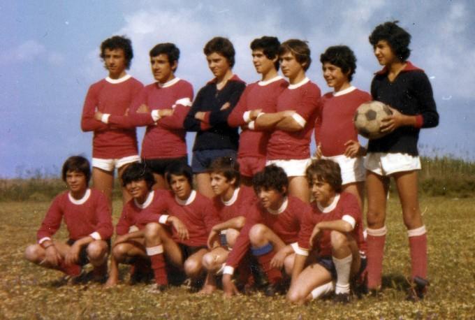 Folgore Giovanissimi - Oristano 1975