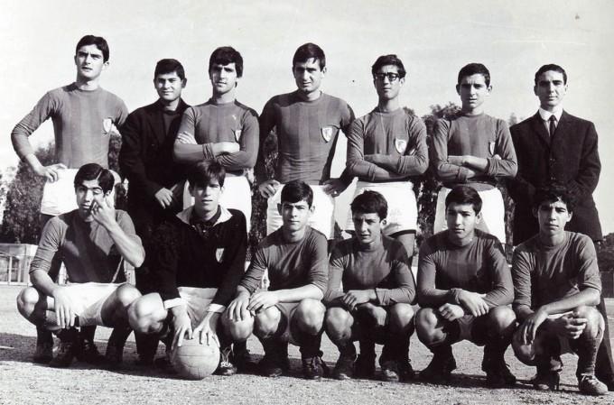 Folgore Oristano 1964