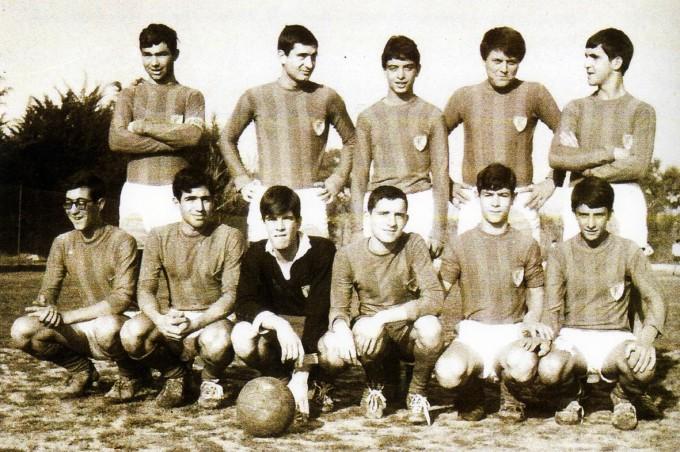 Folgore Oristano 1965-1