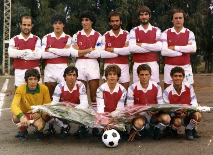 Furia Rossa - Baratili anni 80