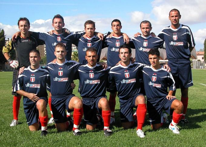 Oristanese 2009-2010