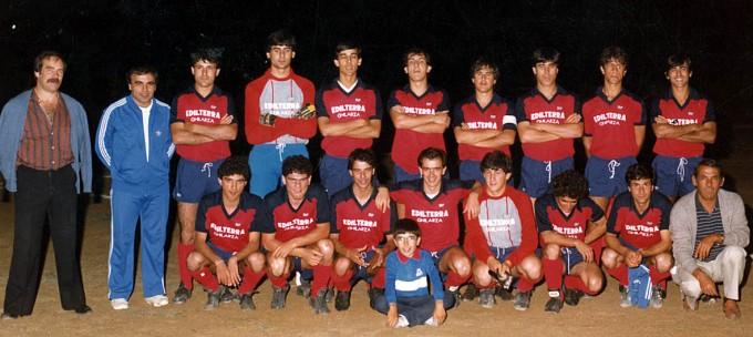 Torneo Notturno Ghilarza - anni 80
