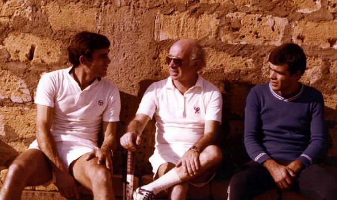Torneo di Tennis - Putzu Idu 1980