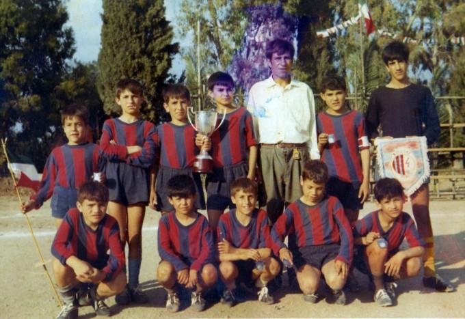 Evaristiani Calcio - Donigala 1968
