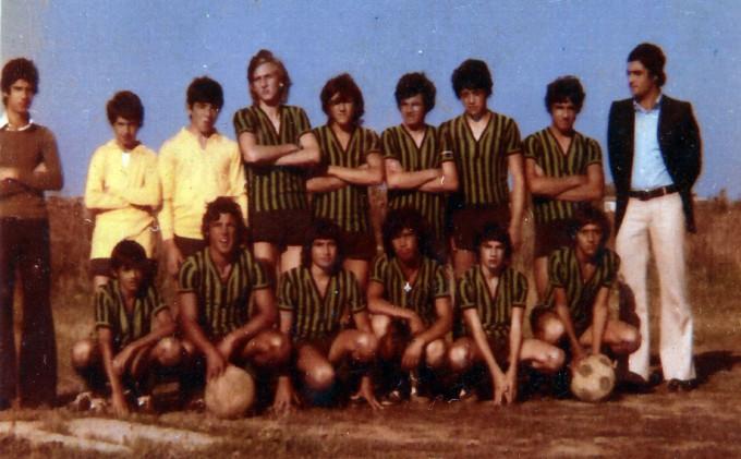Folgore Allievi - Oristano 1973