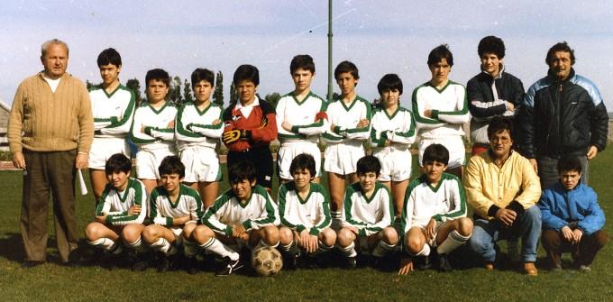 Folgore Giovanissmi - Oristano 1983-1984