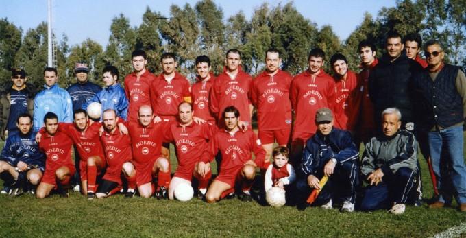 Furia Rossa 2004-2005