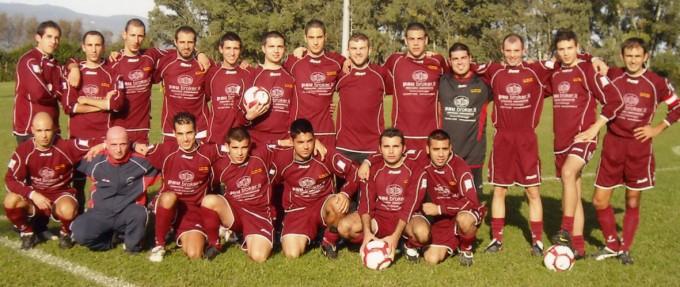 Furia Rossa 2009-2010 DUE