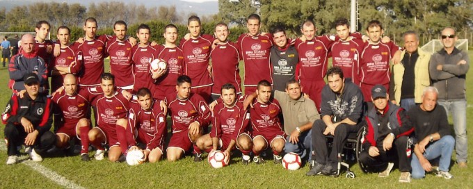 Furia Rossa 2009-2010 UNO