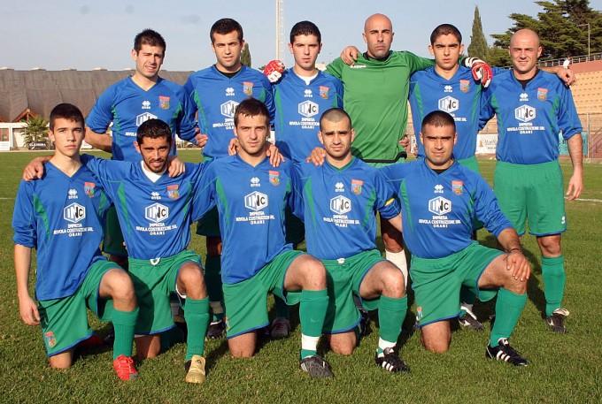 Orani Calcio - 2009-2010