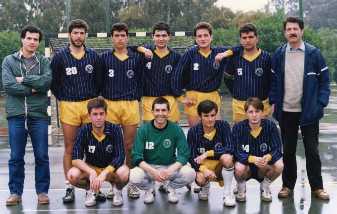 Polisportiva Esercito Sardegna - 1986-1987