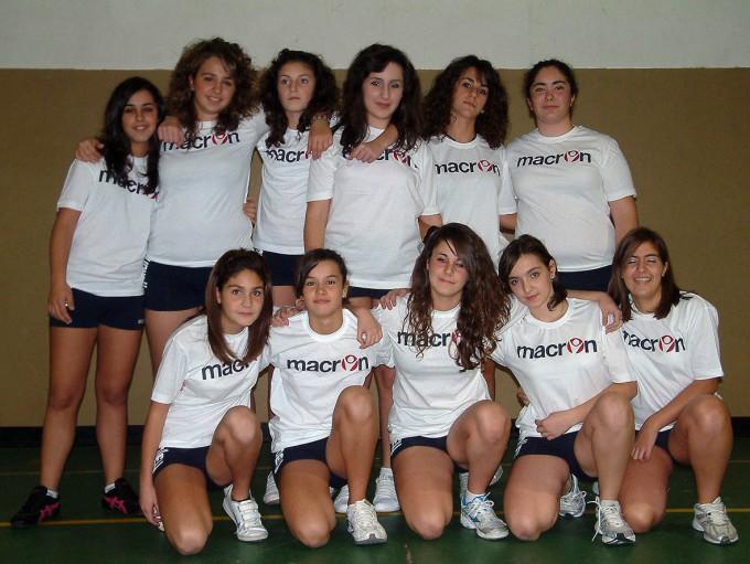 SUNVOLLEY Prima divisione 2009-2010
