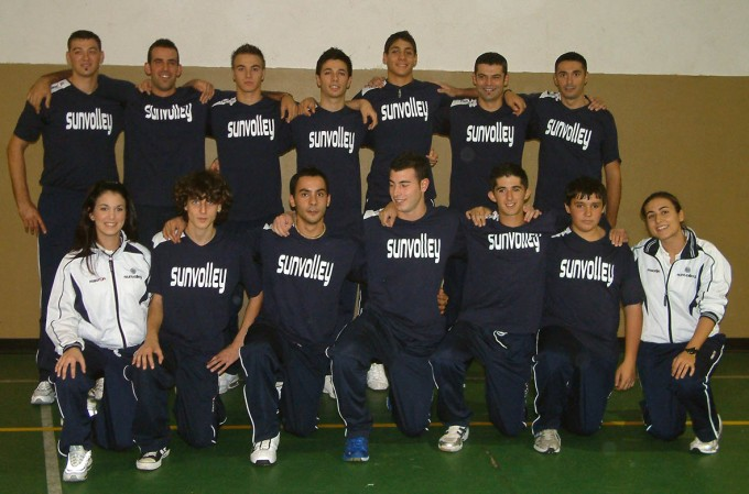Sunvolley serie D - 2009-2010