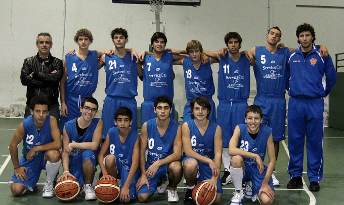Azzurra Basket Under 17 - 2009