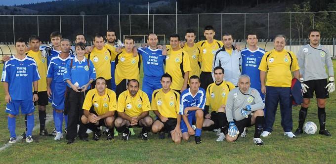 Oristano Italia-Cipro 2009