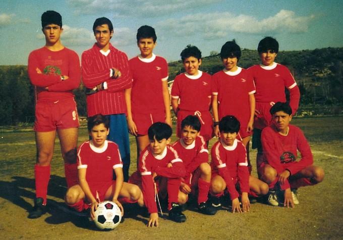 Simala Cadetti - 1990-1991