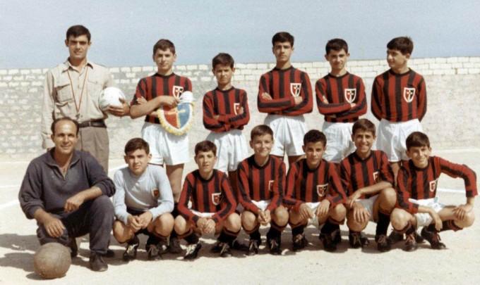 Squadra Evaristiani Putzu Idu - 1968
