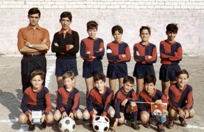 Squadra Evaristiani Putzu Idu - 1969