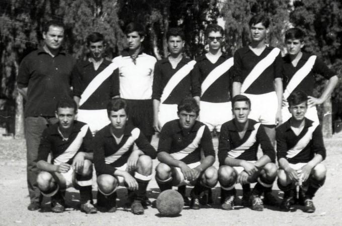 Superga Oristano 1963