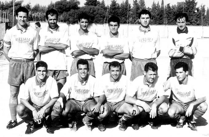Terralba - anni novanta