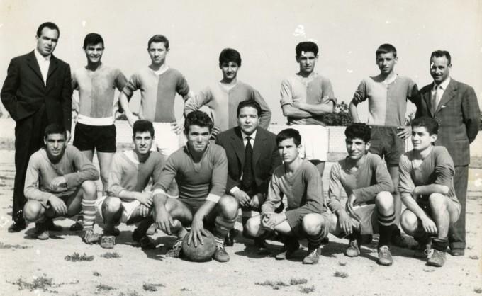 Tharros Giovanile 1960-1961