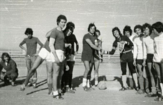 Lupos-Coyotes anni settanta