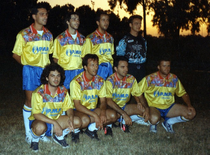 PMP Calcetto - 1993