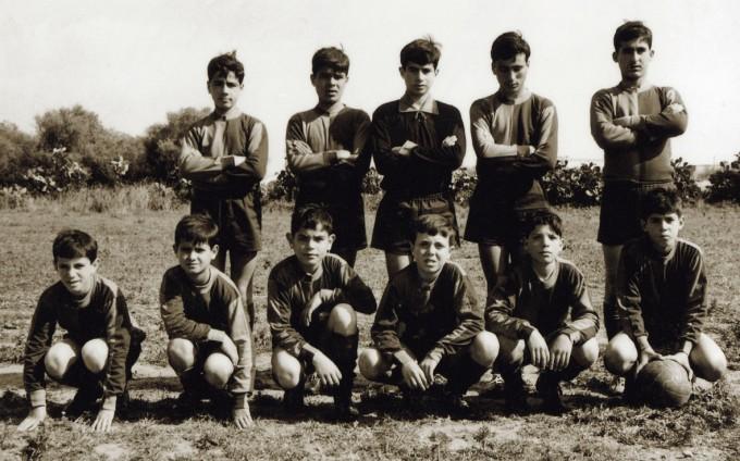 Selezione Sarda 1970