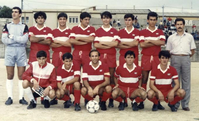 Ales Calcio - anni ottanta
