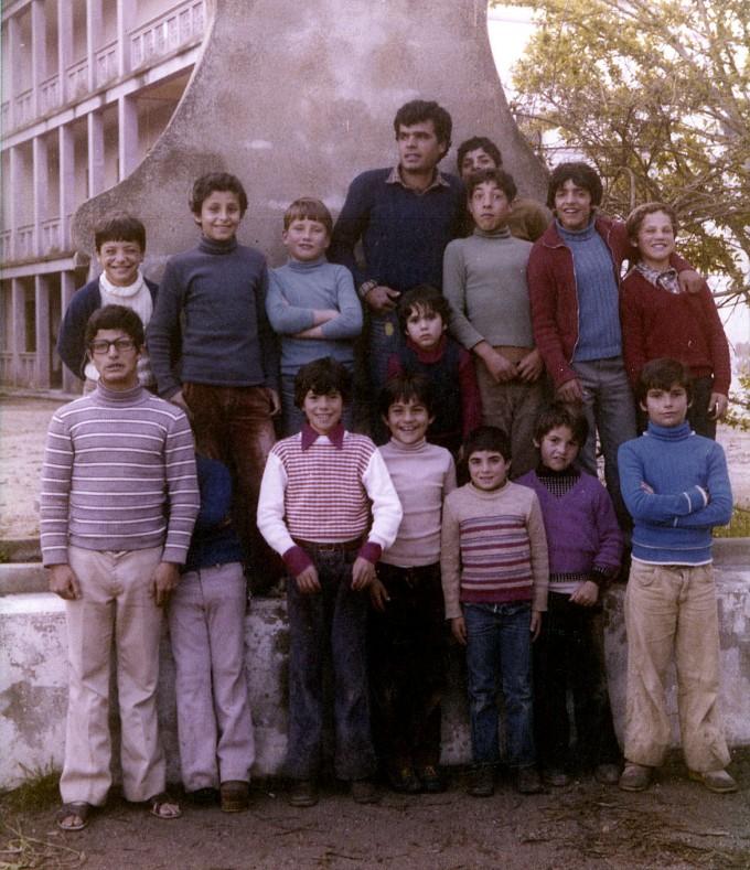 Evaristiani Pallavolo 1978