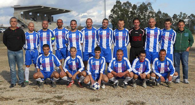Bultei Calcio - 2011-2012