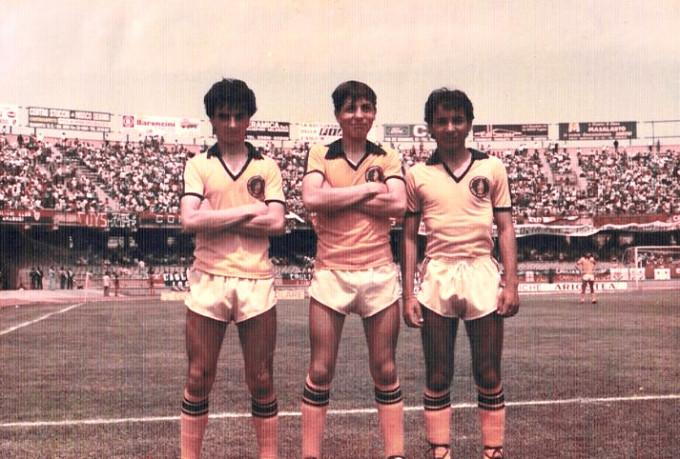 PGS Arborea - Cagliari 1983