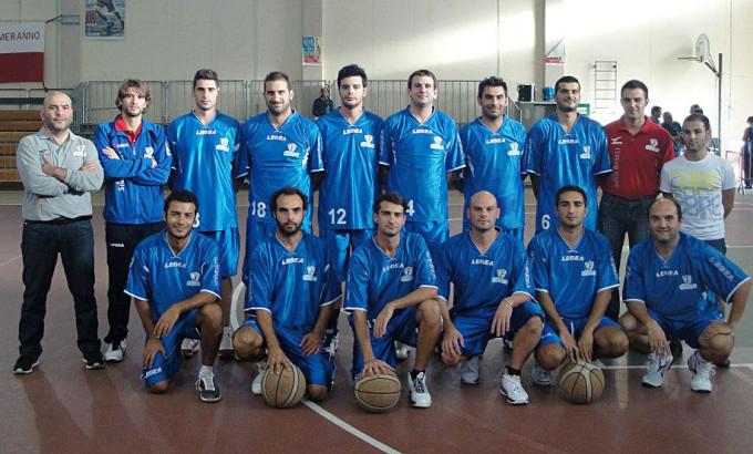 Sinis Basket Cabras 2012-2013