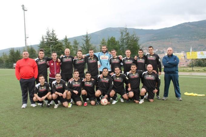 Tonarese Calcio 2012-2013