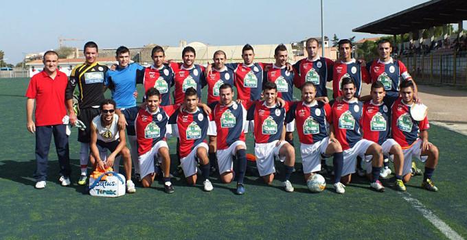 Tortolì Calcio - 2012-2013