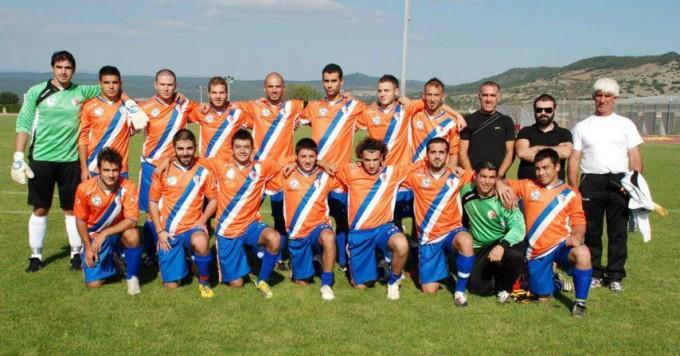 Ulassai Calcio - 2012-2013