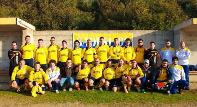 Badesi Calcio 2012-2013