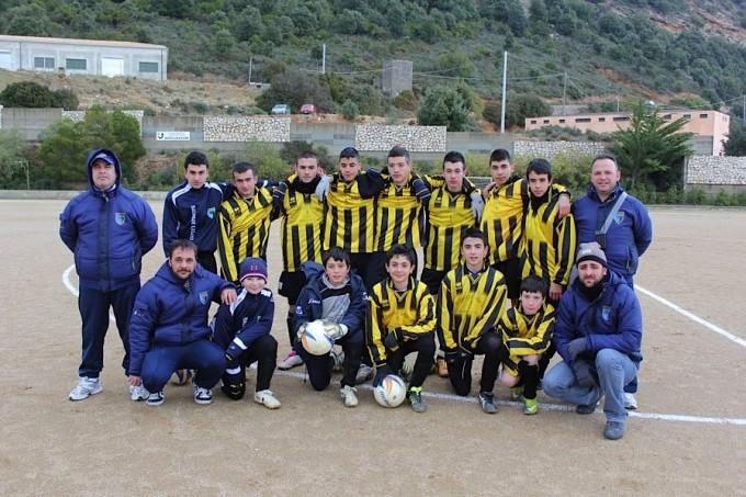 Baunese Calcio Giovanissimi - 2011-2012