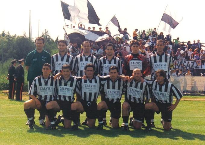 Berchidda 1997-1998