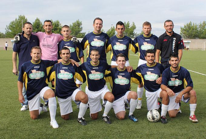 CR Arborea 2012-2013