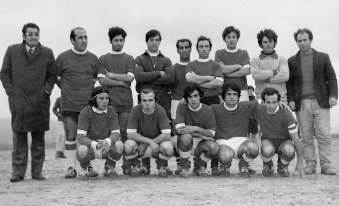 Chiaramonti Calcio anni settanta