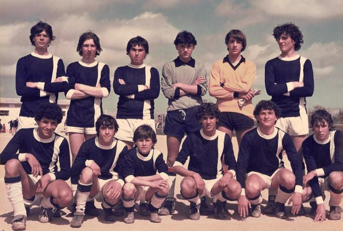Fortitudo Guspini 1980-1981