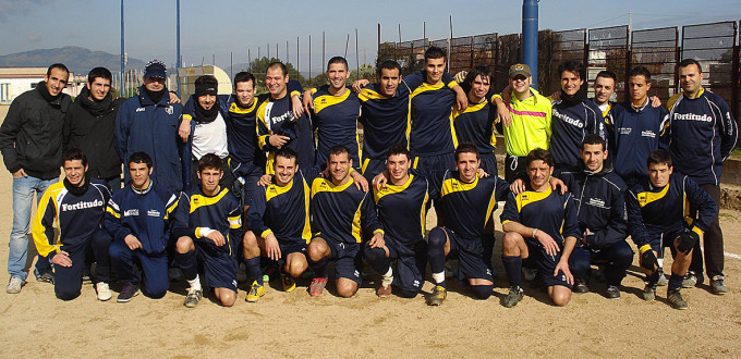 Fortitudo Guspini 2010-2011