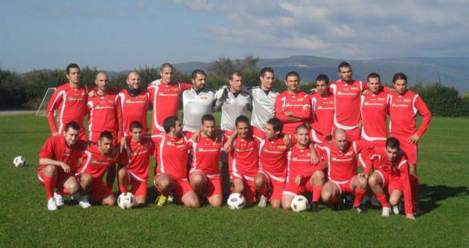 Furia Rossa - Baratili 2012-2013